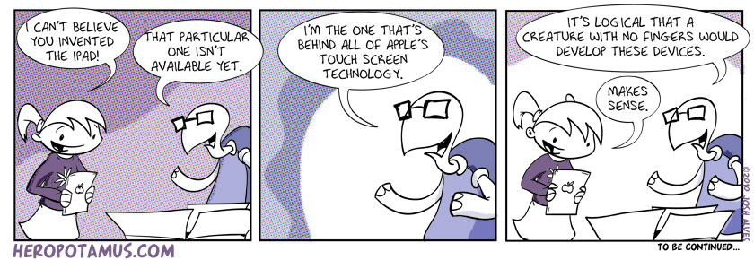 Working For Apple