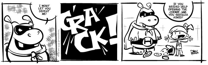 Guest Comic By Drew Pocza